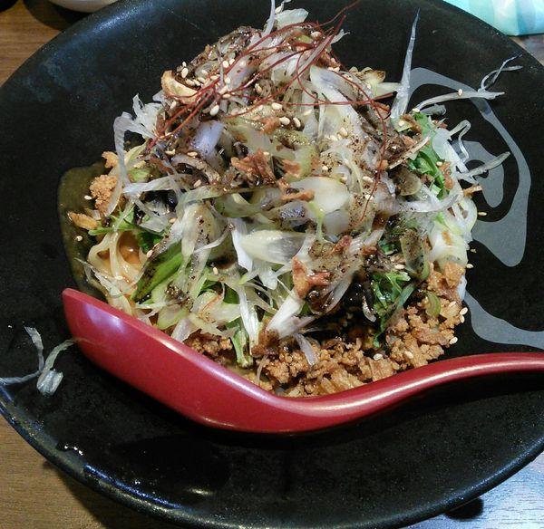 「【限定】冷やし担々麺 800円」@らーめん 蓮の写真