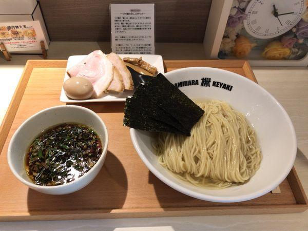 「特つけ麺(1150円)」@Sagamihara 欅の写真