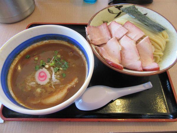 「チャーシューつけ麺(1050円)+中盛30円」@大勝軒てつの写真