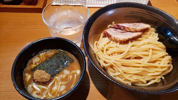 「つけめん800円」@麺屋 炙りの写真