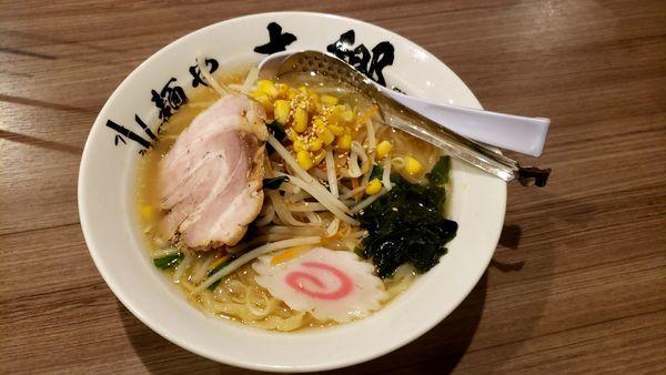 「味噌ラーメン 800円」@麺や 本郷の写真