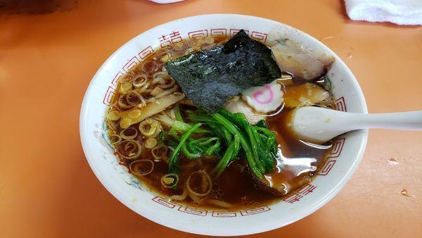 「青島ラーメン 800円」@青島食堂 宮内駅前店の写真