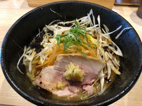 「冷やし味噌」@拉麺 大公の写真