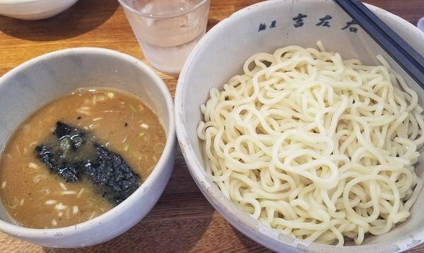 「つけ麺」@麺屋吉左右の写真