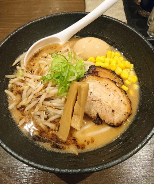 「味玉味噌ラーメン」@麺処 青野の写真
