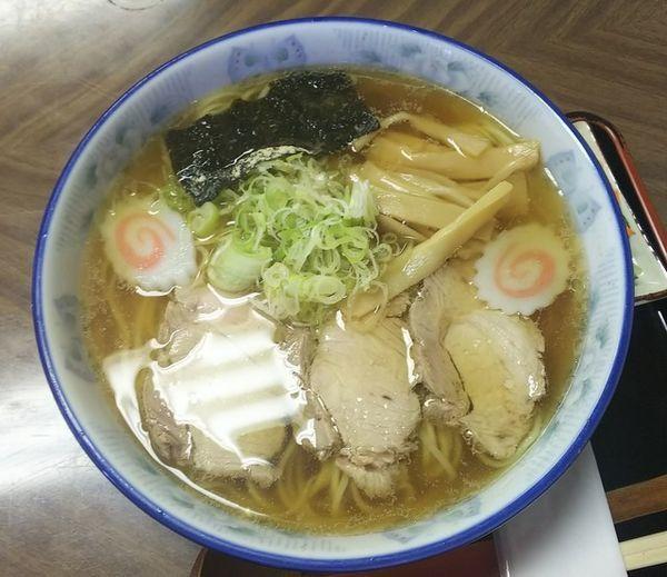 「ラーメン550円」@きよすみ食堂の写真