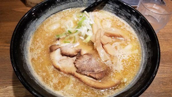 「芳醇味噌らーめん」@麺屋 りゅうまの写真