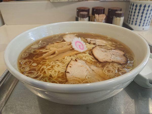 「中華麺」@永福町大勝軒の写真