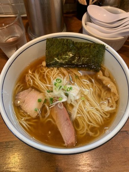 「醤油らーめん 750円」@麺処 びぎ屋の写真
