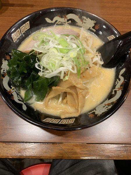 「味噌ラーメン」@北海道らーめん ひむろ 浅草店の写真