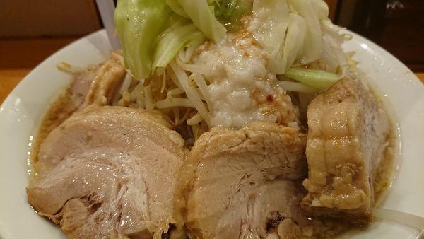 「醤油 大」@麺 たなかの写真