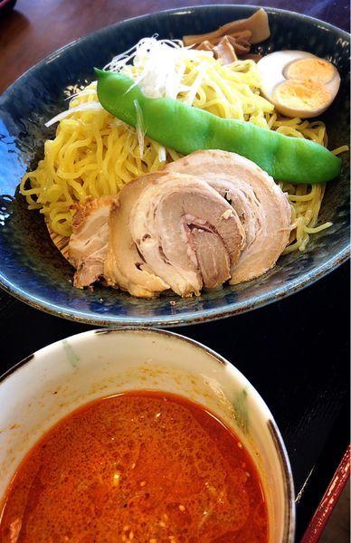 「つけ麺」@味処 のんき亭の写真