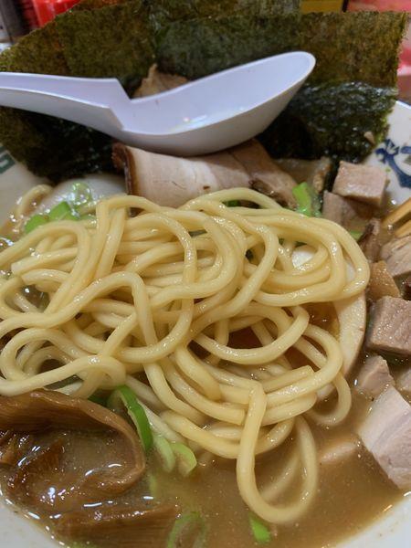 「こく煮干しラーメン」@長尾中華そば 東京神田店の写真
