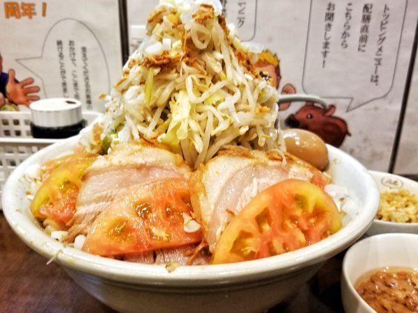 「限定 冷やし中華」@麺屋 歩夢の写真