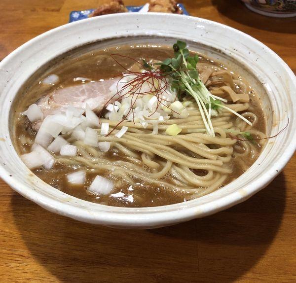 「桐麺みそ」@らーめん 桐麺 本店の写真