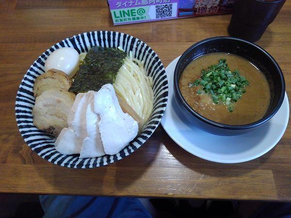 「濃厚つけ麺」@二代目 むじゃきの写真