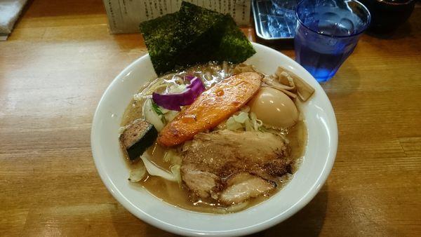 「土竜ラーメン980円」@麺屋 土竜の写真