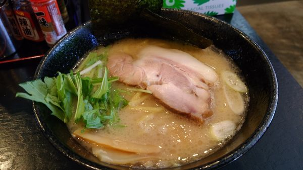 「らーめん」@麺や 西輝の写真