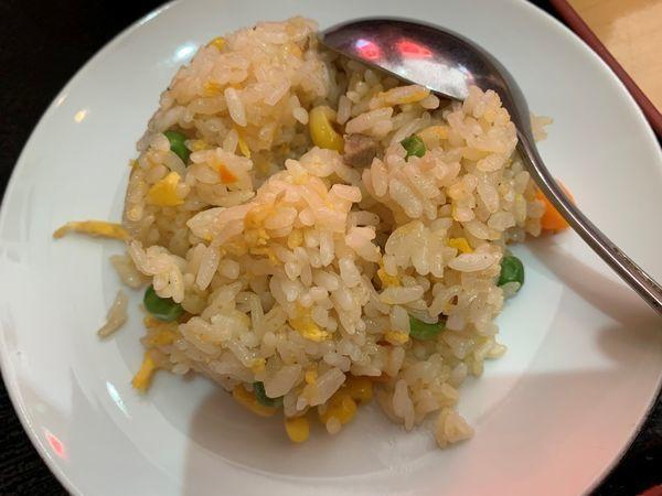 「蒸し鶏肉麺セット(半チャーハン付)」@中華料理 美膳房の写真