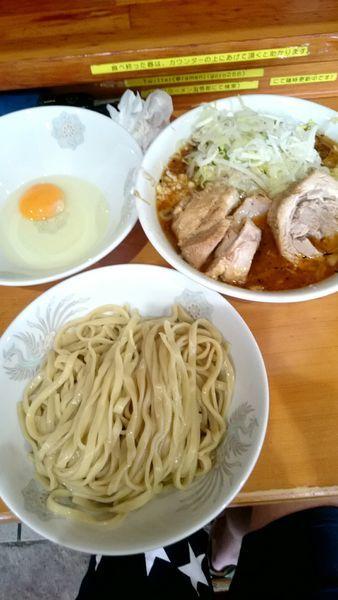 「つけ麺   930円」@ラーメン 滋悟郎の写真
