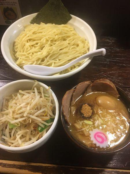 「特製もりそば 大 野菜」@麺屋大斗 芝大門店の写真