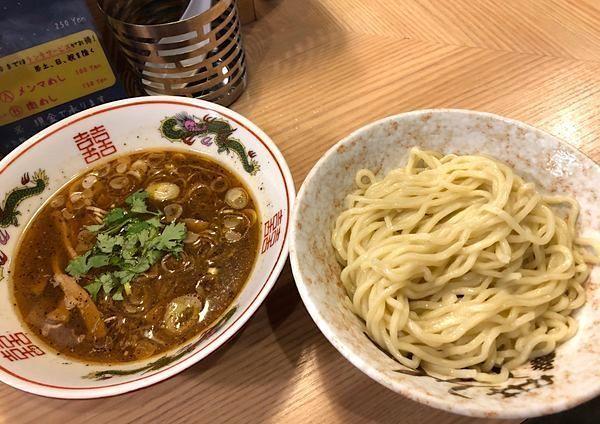 「8/2~12限定・ラッサムダイブ (並盛) ¥900」@煮干そば 流。の写真