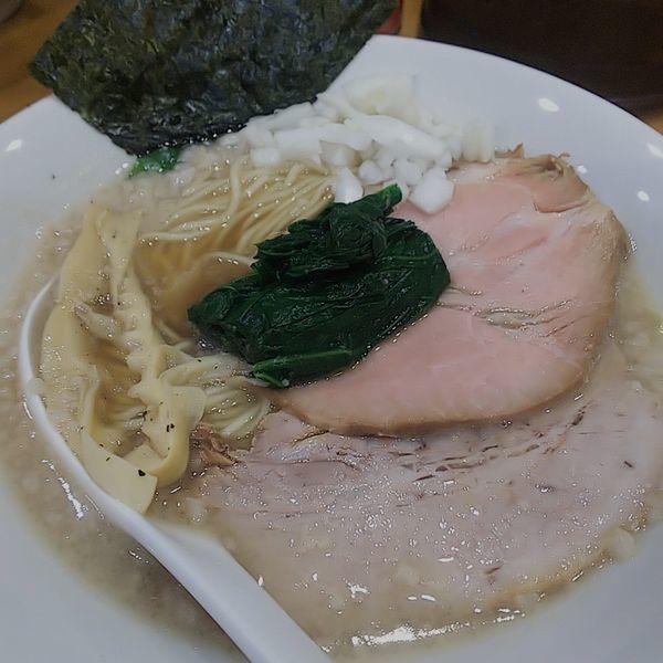 「【限定】あっさり醤油ラーメン」@麺屋 扇 SENの写真