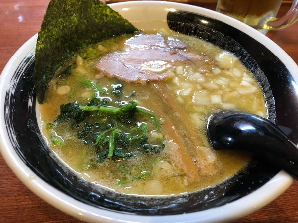 「ミニラーメン」@俺の麺 豚と鳥の写真