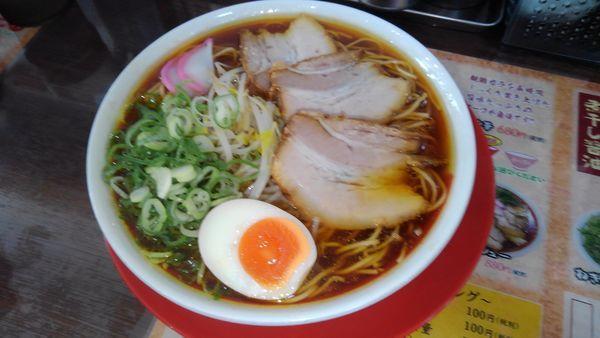 「鶏中華(濃厚)」@麺や寛の写真