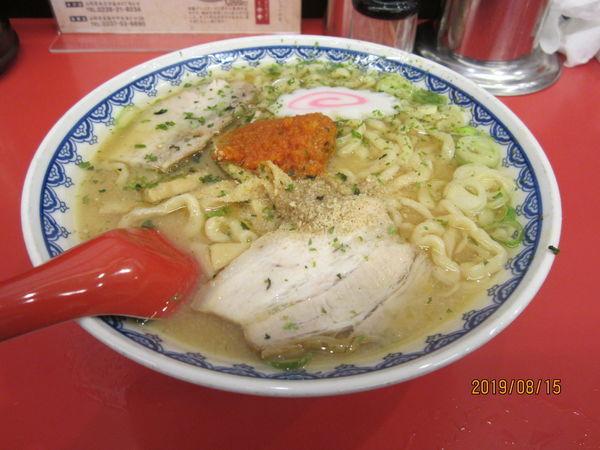 「赤湯からみそラーメン880円」@龍上海 赤湯本店の写真
