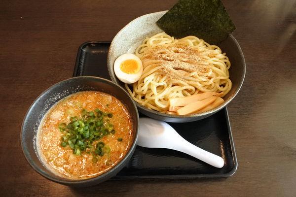 「坦々つけめん(小盛180g)¥770」@麺屋 ゆうきの写真