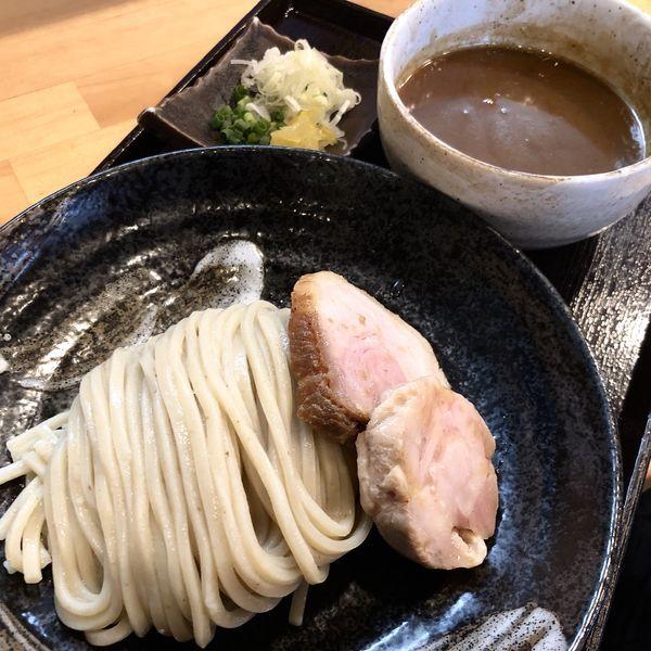 「濃厚つけ蕎麦(並盛)」@つけ蕎麦 中華蕎麦 尚念の写真