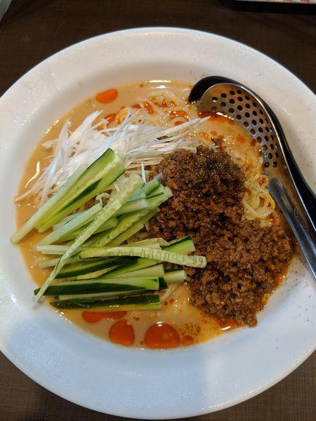 「冷やし担々麺」@中華ひろとの写真