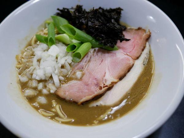 「濃厚そば+和え玉 醤油」@麺処 晴の写真