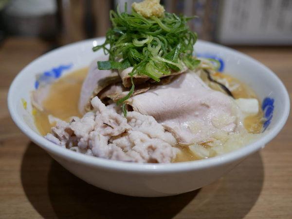 「アカフジ 麺硬め」@ラーメン 芦田屋の写真