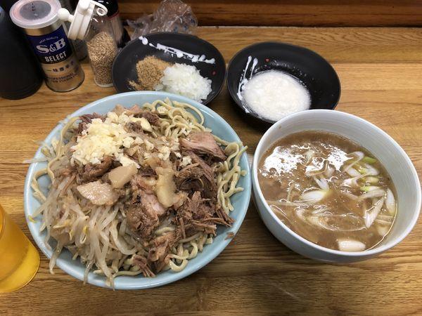 「つけ麺」@ラーメン そらの写真