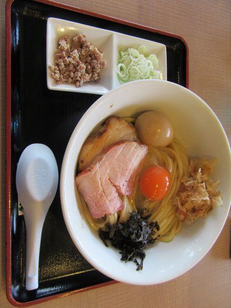 「特製TKM・かつお(900円)」@大勝軒てつの写真