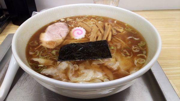 「ワンタン麺」@田無大勝軒の写真