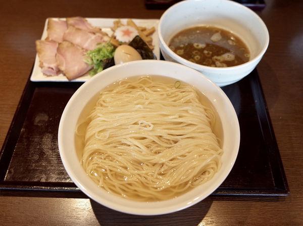 「得製あっさりつけめん…1000円」@麺屋 あさのの写真