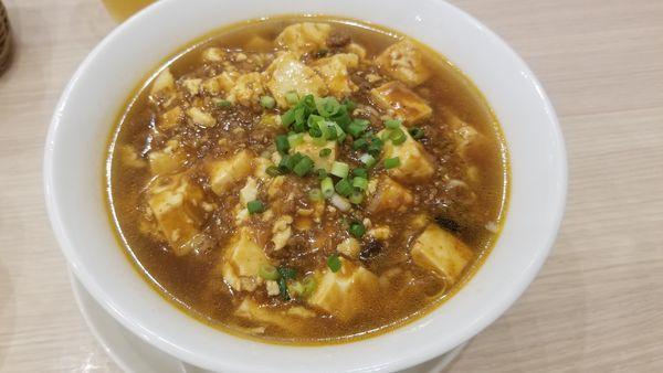 「マーボー麺」@中華麺飯・飲茶 四川乃華 ichi イオンモール松本店の写真
