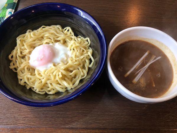 「カレーつけ麺 650円」@ラーメン 文多の写真