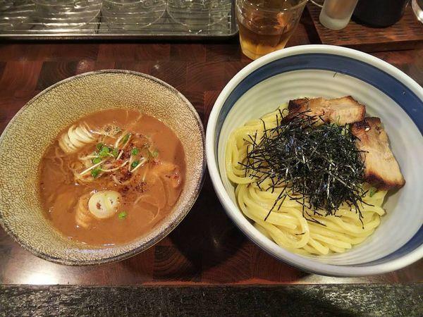 「つけ麺(¥790)」@麺や 庄のの写真