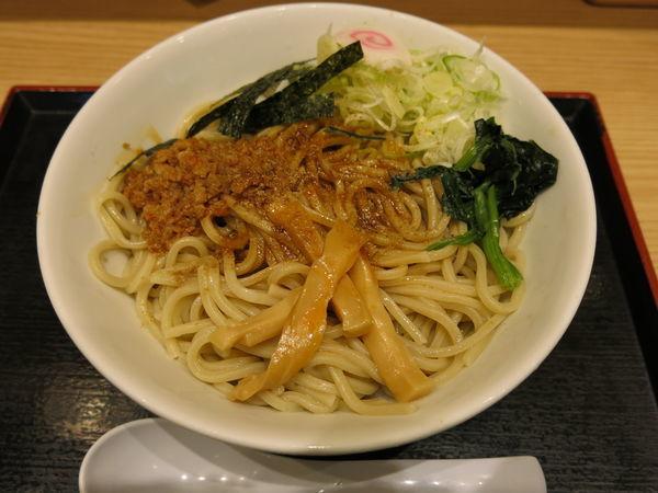 「冷痺辛(麺大盛):690円」@舎鈴 インターシティAIR店の写真