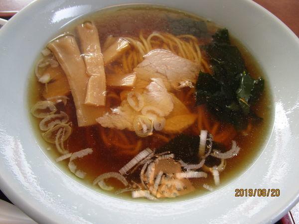 「ラーメン」@中華料理 日華の写真