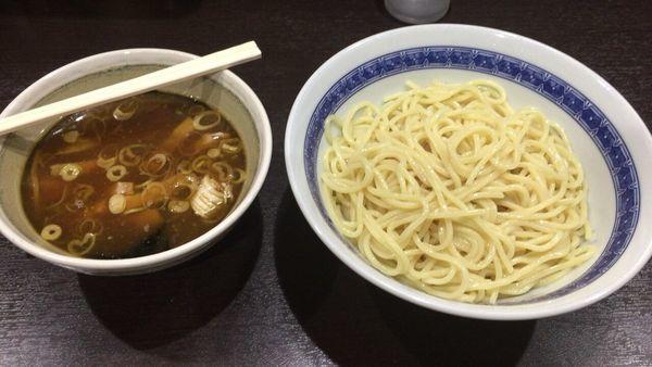 「つけ麺 並」@中華そば べんてんの写真