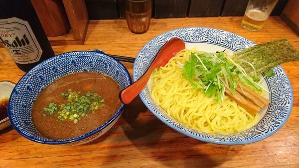 「つけ麺あつもり」@赤坂麺処 友の写真