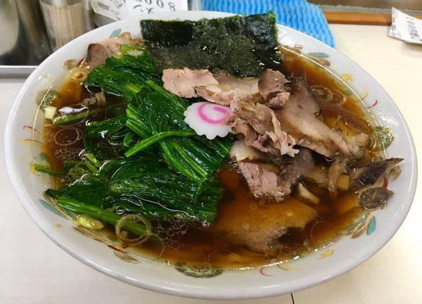 「青島チャーシュー」@青島食堂 秋葉原店の写真