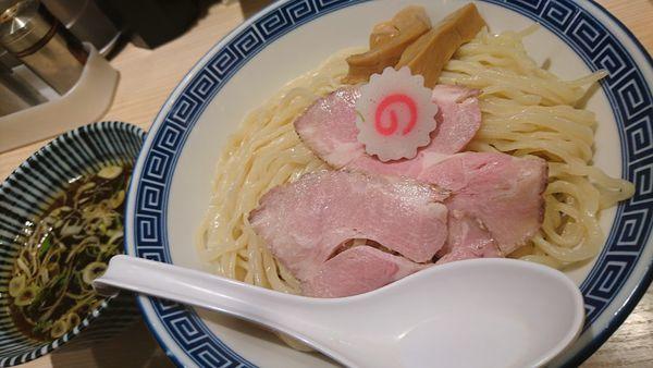 「つけ麺 大盛」@中華そば 竹むらの写真