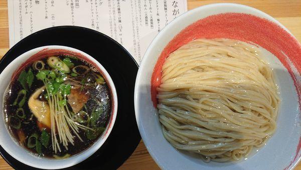 「昆布水醤油つけ麺 950円」@麺や 凛の写真