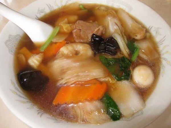 「五目そば 700円」@中国料理 香港楼 三ノ輪店の写真